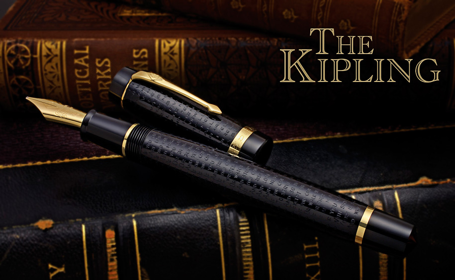 Image of the Kipling IF Limited Edition Fountain Pen