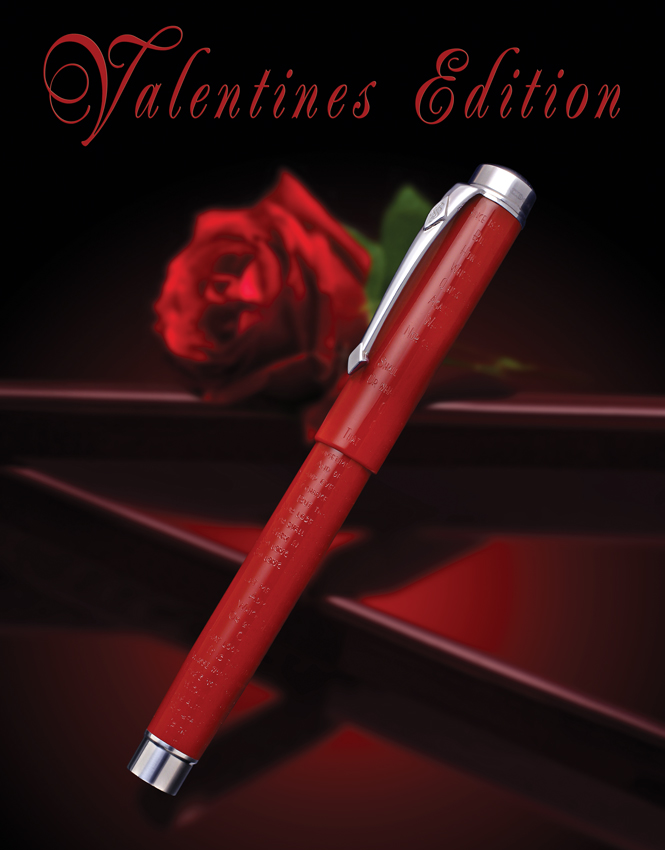 Valentines Pen Image