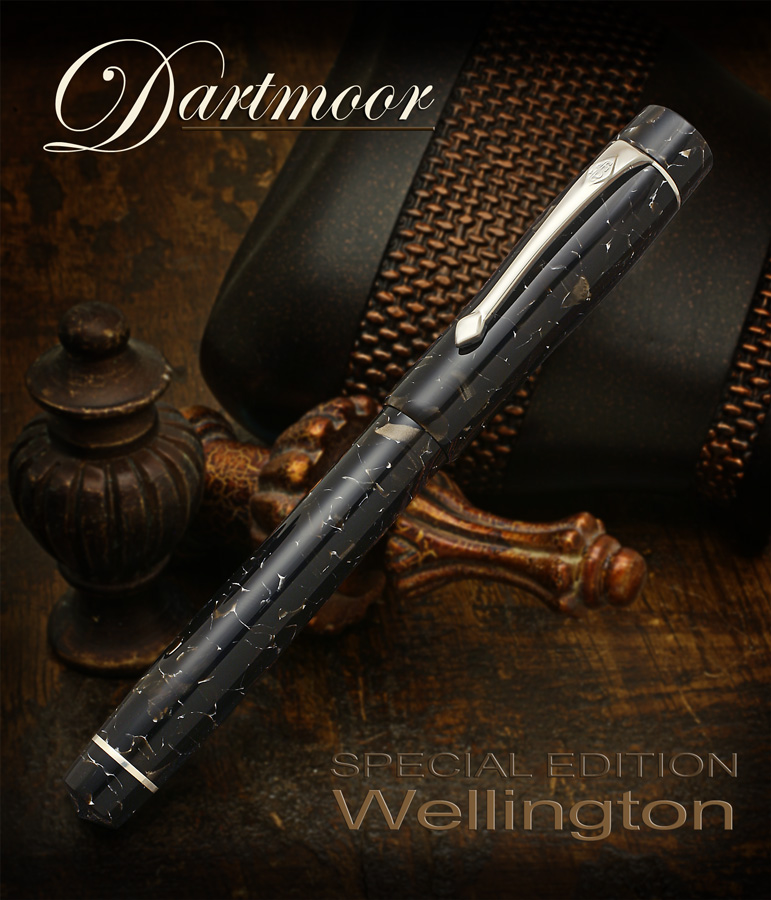 Image of Wellington Dartmoor fountain pen