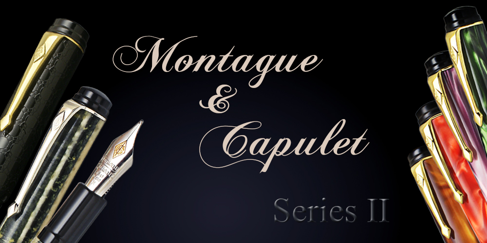 Images of Montague and Capulet editions