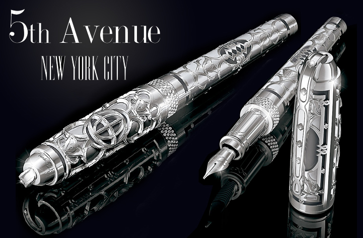 S.T. Dupont 5th Avenue Limited Edition