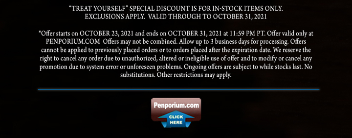 Penporium - Treat yourself!