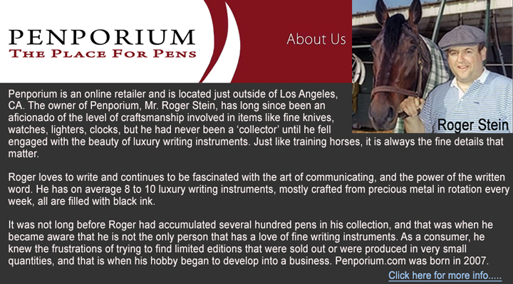 Penporium Mission Statement