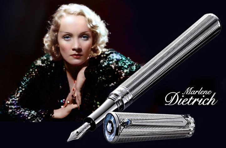 Montblanc Marlene Dietrich