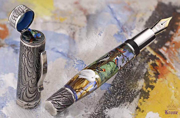 Krone John James Audubon Limited Edition Fountain Pen