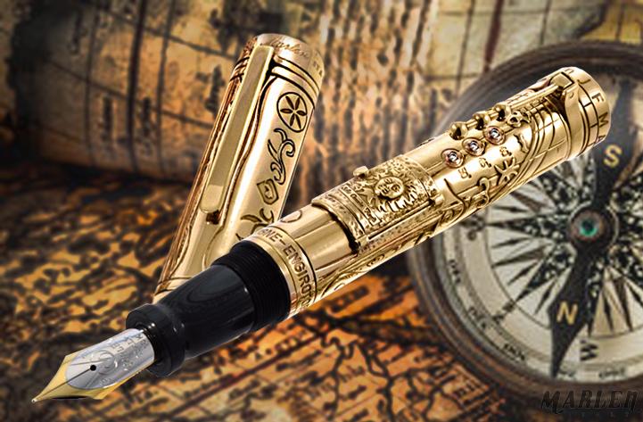 Marlen Cadran Limited Edition Fountain Pen