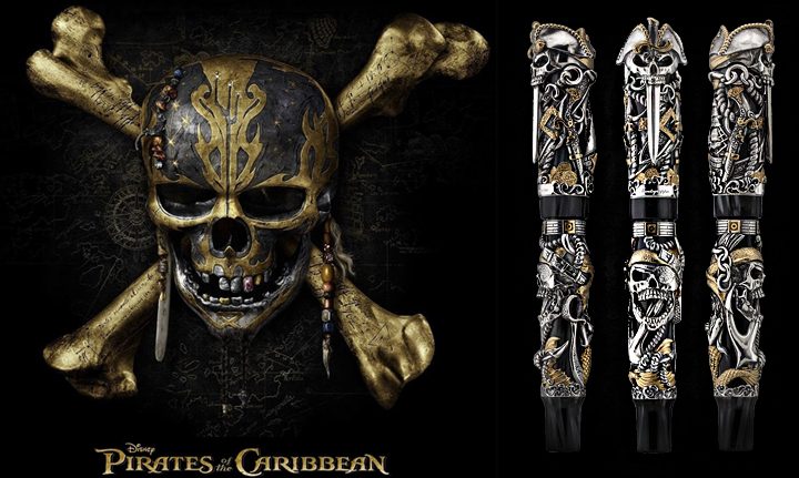 Immortalized by writers including Robert Louis Stevenson and Rafael Sabatini, in films including The Buccaneerand the hugely successful Pirates of the Caribbean series, and emulated by any child with a toy sword and an eye-patch, the pirate is one of villainy's most appealing characters